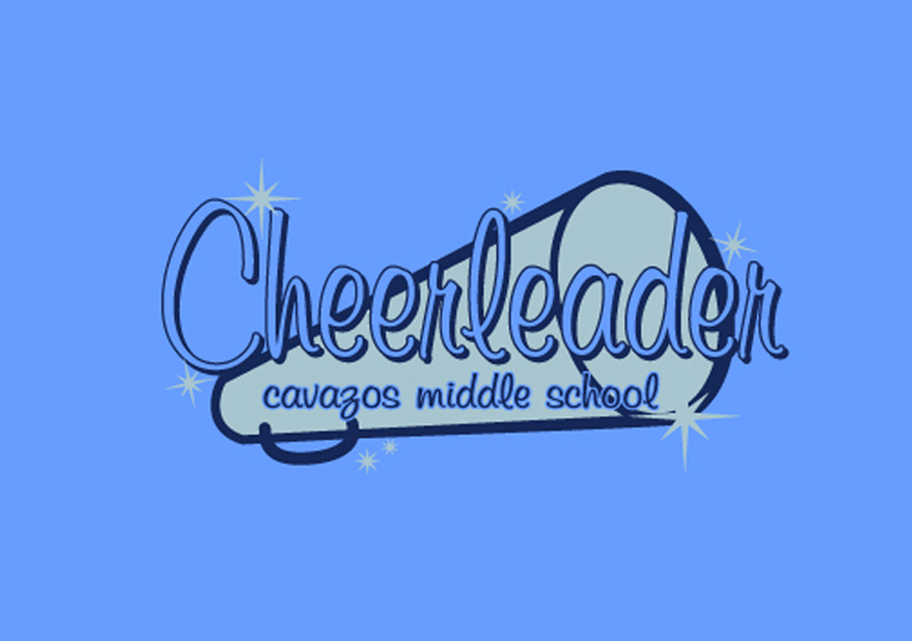 Cavazos Middle School Cheerleaders