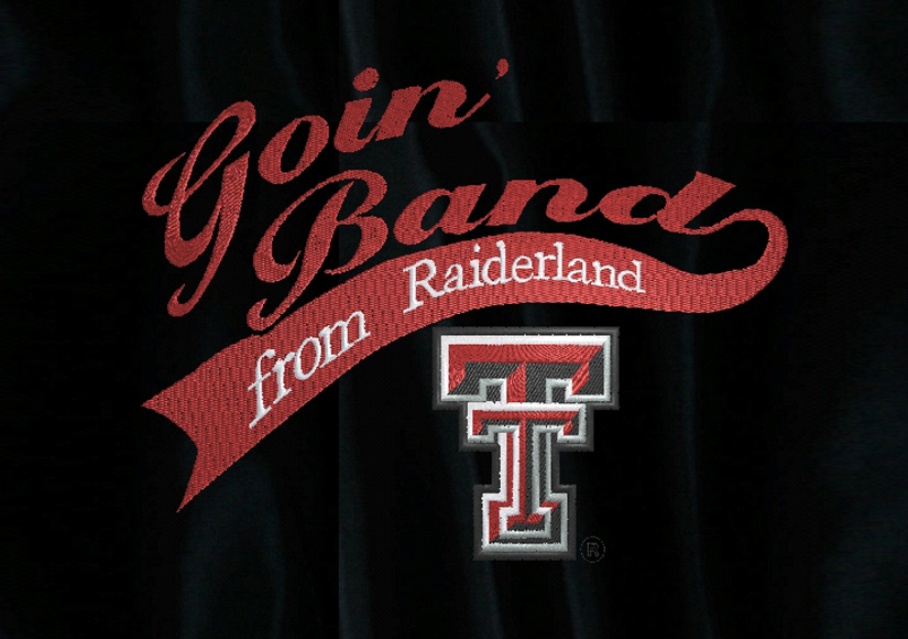 Texas Tech Goin' Band